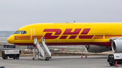 G-DHKH - DHL Cargo Boeing 757-200