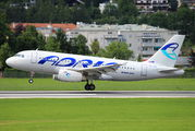 S5-AAP - Adria Airways Airbus A319 aircraft