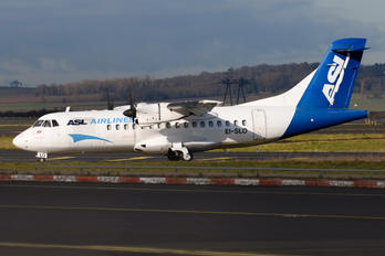 EI-SLO - ASL Airlines ATR 42 (all models)
