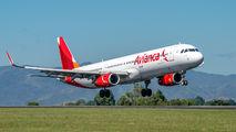 N692AV - Avianca Airbus A321 aircraft