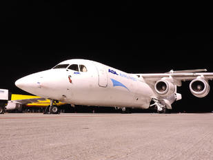 EC-MFT - ASL Airlines British Aerospace BAe 146-300/Avro RJ100