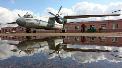 CCCP-46607 - Aeroflot Antonov An-24