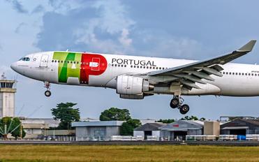CS-TOK - TAP Portugal Airbus A330-200