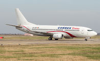 YR-CBK - Cobrex Trans Boeing 737-300 aircraft