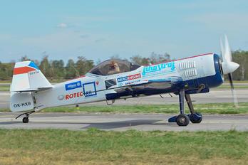 OK-HXB - Letecke Akrobaticke Centrum Sukhoi Su-31M
