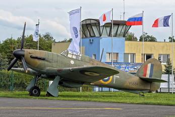 V6684 - Private Hawker Hurricane (replica)