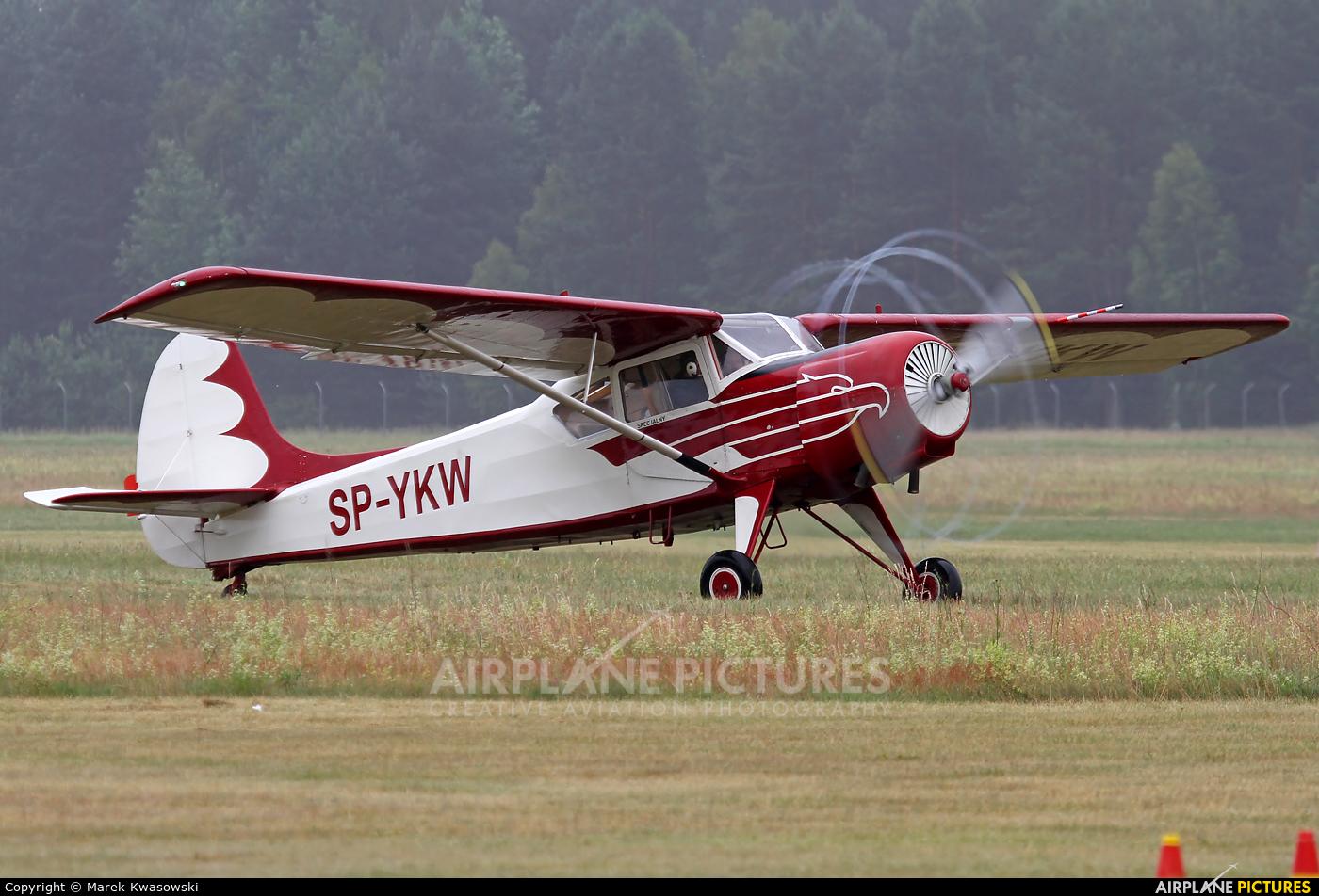 Aeroklub Orląt SP-YKW aircraft at Gryźliny