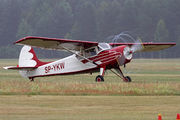 SP-YKW - Aeroklub Orląt Yakovlev Yak-12A aircraft