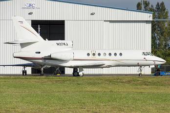 N37KJ - Private Dassault Falcon 50
