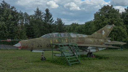 24-05 - Germany - Democratic Republic Air Force Mikoyan-Gurevich MiG-21US