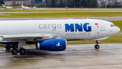TC-MCZ - MNG Cargo Airbus A330-200F
