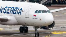 YU-APC - Air Serbia Airbus A319 aircraft