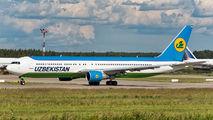 UK67008 - Uzbekistan Airways Boeing 767-300ER aircraft
