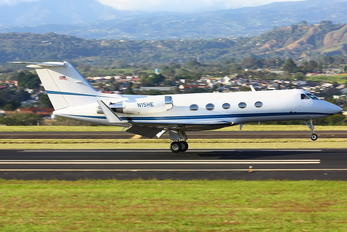 N15HE - Private Gulfstream Aerospace G-III
