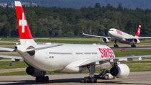 HB-JHI - Swiss Airbus A330-300 aircraft