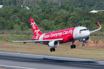 HS-BBJ - AirAsia (Thailand) Airbus A320