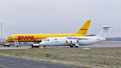 EC-MHR - ASL Airlines British Aerospace BAe 146-300/Avro RJ100