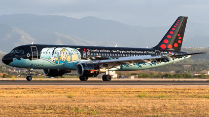 OO-SNB - Brussels Airlines Airbus A320