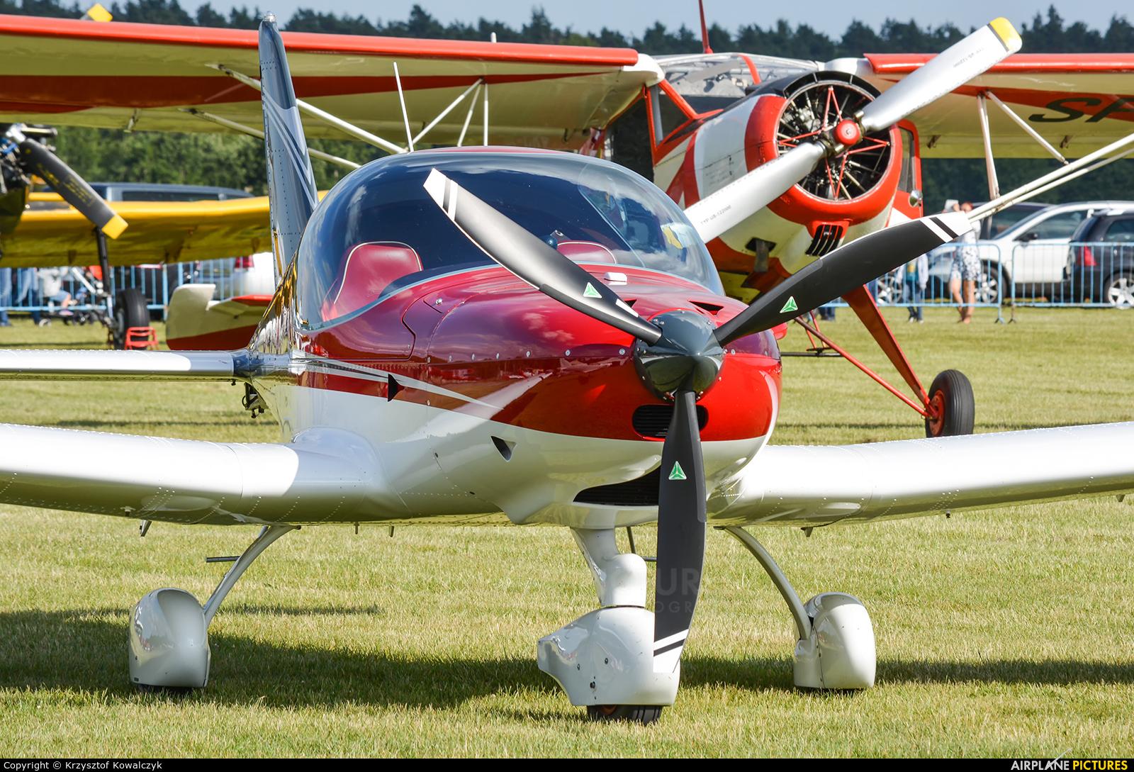 Private OK-TAR24 aircraft at Rybnik - Gotartowice