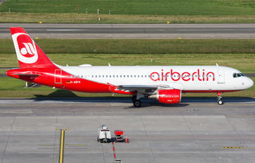 D-ABFN - Air Berlin Airbus A320
