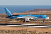 G-BYAY - TUI Airways Boeing 757-200 aircraft