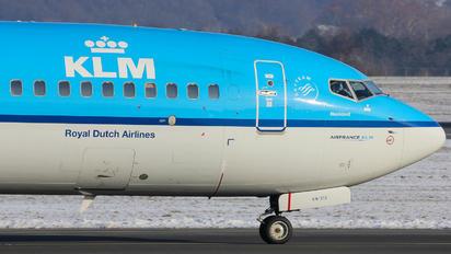 PH-BXN - KLM Boeing 737-800