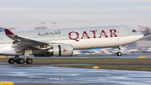 A7-AEA - Qatar Airways Airbus A330-300 aircraft