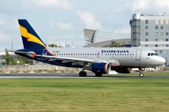 VP-BQK - Donavia Airbus A319