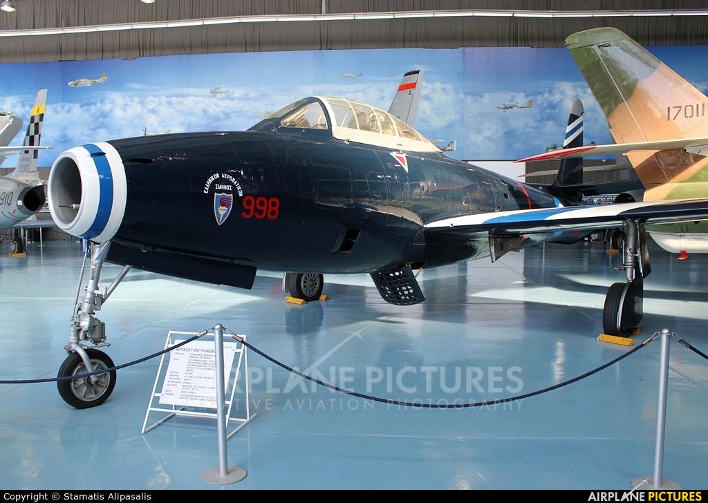 Greece - Hellenic Air Force 110998 aircraft at Tatoi