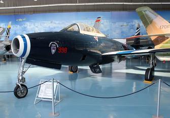 110998 - Greece - Hellenic Air Force Republic F-84G Thunderjet