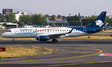 XA-ALZ - Aeromexico Connect Embraer ERJ-190 (190-100)