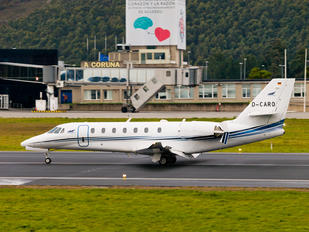 D-CARO - Aerowest Cessna 680 Sovereign