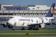 D-ABZF - Lufthansa Cargo Boeing 747-200F aircraft