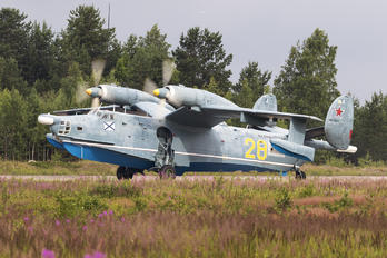 RF-12012 - Russia - Navy Beriev Be-12