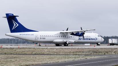 EI-SLG - Air Contractors ATR 72 (all models)