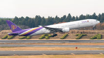 HS-TKB - Thai Airways Boeing 777-300 aircraft
