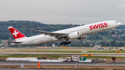 HB-JNE - Swiss Boeing 777-300ER