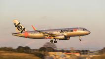 JA17JJ - Jetstar Japan Airbus A320 aircraft