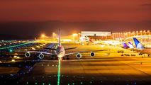 HS-TUB - Thai Airways Airbus A380 aircraft