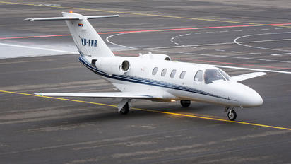 YU-FNR - Private Cessna 525 CitationJet