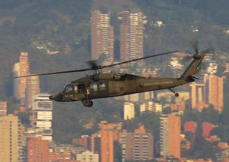 FAC-4121 - Colombia - Air Force Sikorsky UH-60L Black Hawk