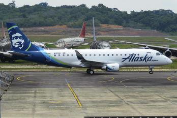 N195SY - Alaska Airlines - Skywest Embraer ERJ-175 (170-200)