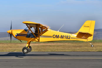 OM-M182 - Private Aeropro Eurofox 2K