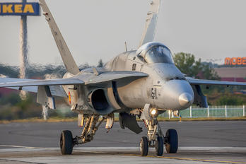 15-11 - Spain - Air Force McDonnell Douglas F/A-18A Hornet