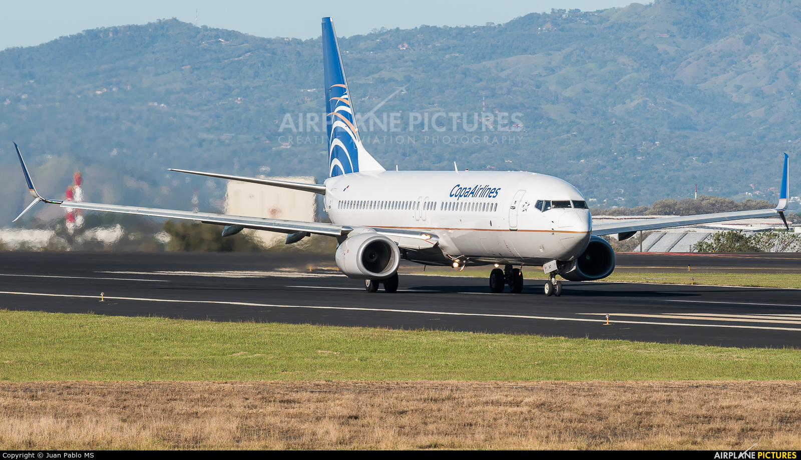 Copa Airlines HP-1826CMP aircraft at San Jose - Juan Santamaría Intl