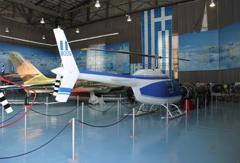 8005 - Greece - Hellenic Air Force Agusta / Agusta-Bell AB 206A & B