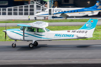 HK-4919-G - Private Cessna 172 Skyhawk (all models except RG)