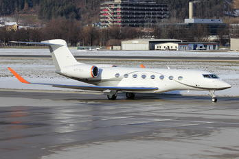 N777ZH - TVPX Aircraft Solutions Inc. Trustee Gulfstream Aerospace G650, G650ER