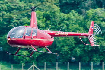 HK-4449 - AeroExpress Robinson R-44 RAVEN II