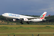 4R-ALQ - SriLankan Airlines Airbus A330-300 aircraft